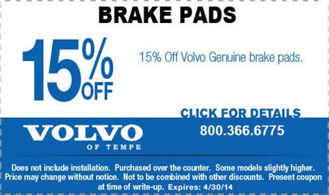 volvo parts coupons car repair maintenance discount