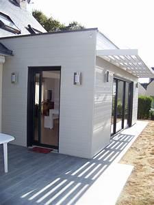 Bardage Exterieur Pvc : bardage maison pvc great le premier objectif a t de ~ Premium-room.com Idées de Décoration