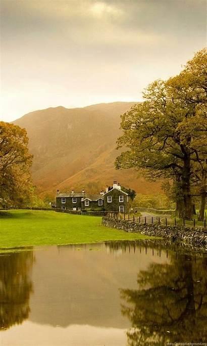 Country Desktop Landscape Wallpapers Backgrounds Wallpaperaccess Definition