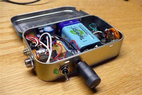 The Watt Audio Amplifier Hack Week
