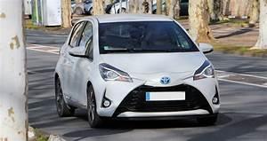Avis Toyota Yaris 3 : test toyota yaris 3 1 5 hybride 100 cv 19 19 avis 15 8 20 de moyenne fiabilit ~ Gottalentnigeria.com Avis de Voitures