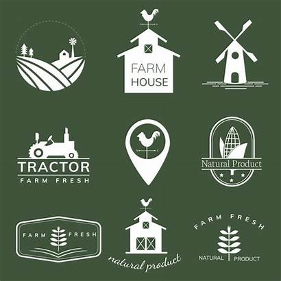 Vector Farming Icon Farm Agriculture Freepik Illustrations