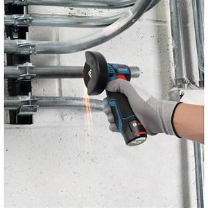 Meuleuse Bosch Sans Fil : meuleuse d 39 angle sans fil gws 10 8 76 v ec 06019f2002 ~ Melissatoandfro.com Idées de Décoration