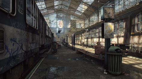 unreal engine   life  video games apocalyptic