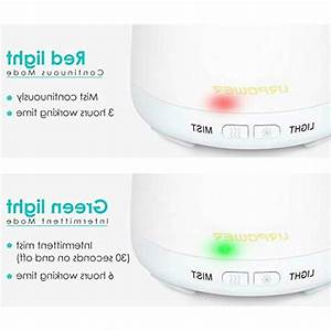 Oil Diffuser Aroma Essential Oil Cool Mist Humidifier