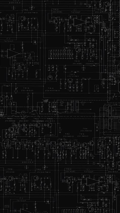 iphone circuit board wallpaper wallpapersafari