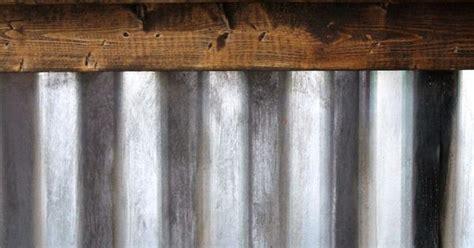 boys hot rod bedroom corrugated metal wall treatment