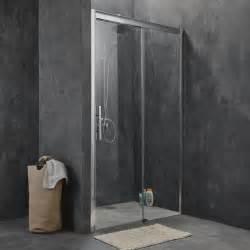 pose d une porte de douche par leroy merlin leroy merlin