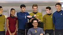 Behind the scenes - Star Trek (2009) Photo (26472976) - Fanpop