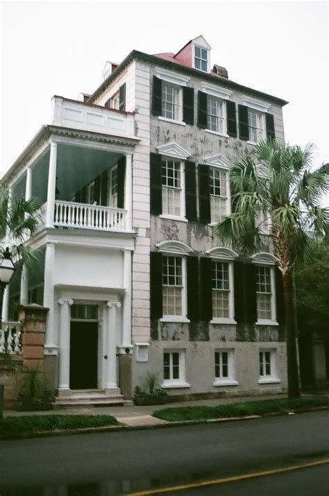 Superb Charleston Style Home Plans #7 Charleston Single