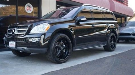 Sell Used 2007 Mercedes Gl450 Priced To Sell Fast!! In San Diego, California, United States