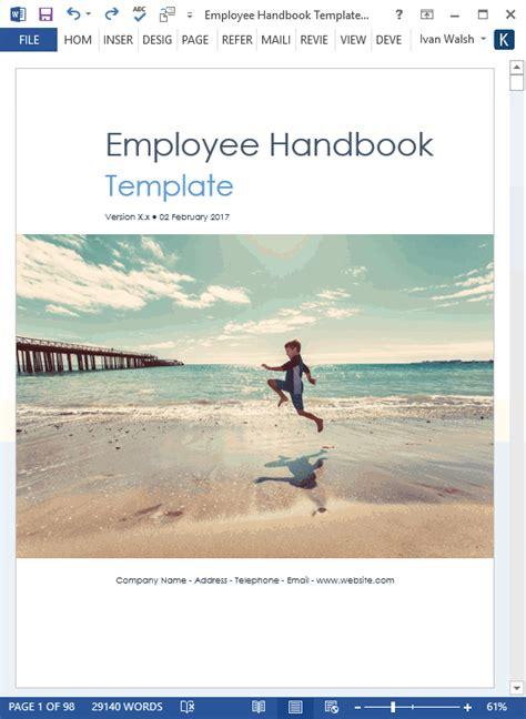 faqs employee handbook  examples templates