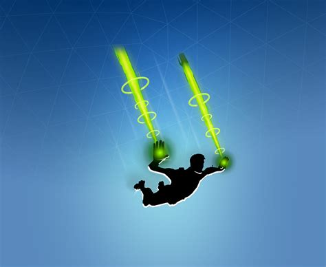 fortnite contrails  skydiving trails cosmetics list