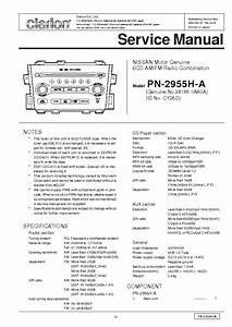 Clarion Vz402a Wiring Diagram