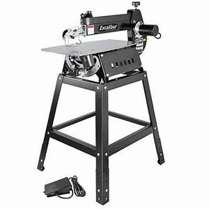 "Buy Excalibur 21"" Scroll Saw Promo Package at Woodcraft"