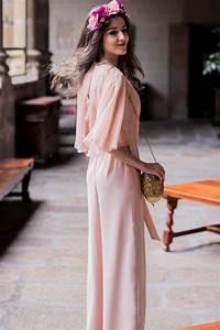 Combinaison Pantalon Femme Mariage : combinaison chic femme pour mariage 93 looks parfaits de ~ Carolinahurricanesstore.com Idées de Décoration