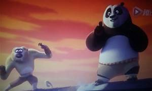Kung Fu Panda 3 Po and Monkey by NinjaTurtleFangirl on ...