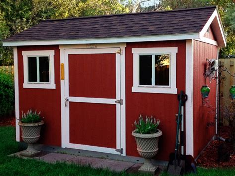 try foundation for tuff shed backyard shed