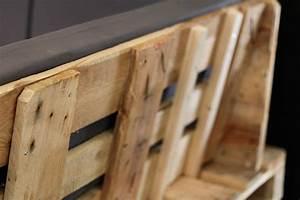 canape en palette bois myqtocom With canapé d angle en palette de bois