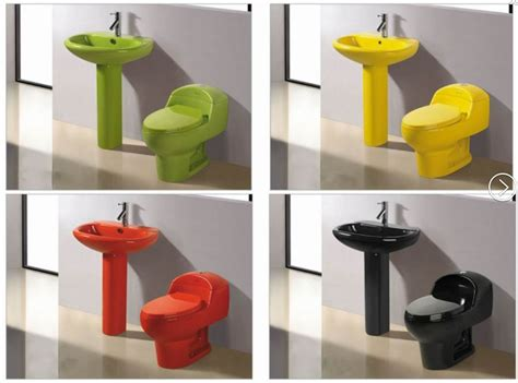 Wc Farbig by Design Colored One Toilet Western Toilet