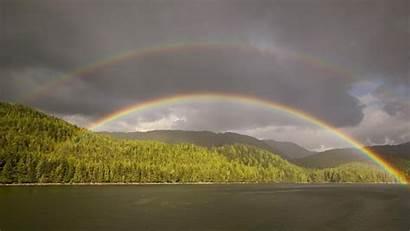 Rainbows Lightnings Wallpapers 1080p Pix