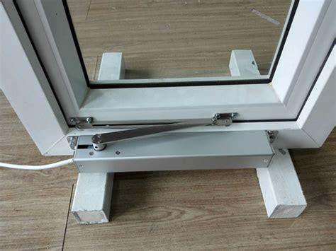 automatic electric swing window opener olide autodoor