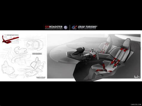 2018 Volkswagen Gti Roadster Concept Gran Turismo