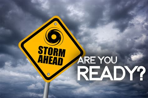 Are You Ready For The Storm?  The Montrose Center
