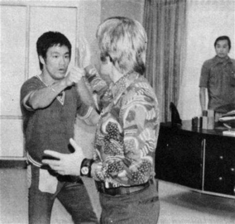 chuck norris on bruce lee thebrokenfilm bruce lee and chuck norris bruce lee