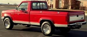 1989 Ford Ranger  4x4  5
