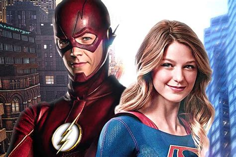 La Cw Prépare Un Second Cross-over Entre The Flash Et