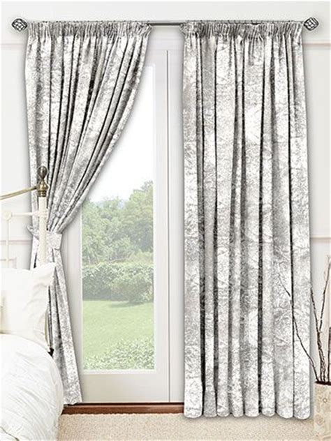 crushed velvet silver curtains silver curtains and