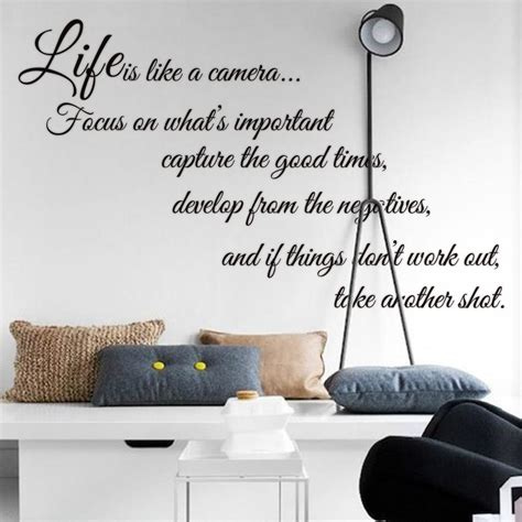 stikers pour cuisine is like a quote wall stickers decal home decor