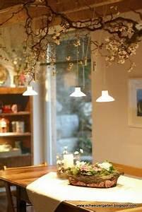 Korkenzieherhasel Deko Ideen : pin von jana von und zu auf korkenzieherhasel pinterest wohnzimmer deko ast und deko ~ Yasmunasinghe.com Haus und Dekorationen