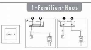 Klingel Anschließen 2 Kabel : led klingel problem spannung ~ A.2002-acura-tl-radio.info Haus und Dekorationen