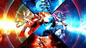 Pokémon Mega Evolution Wallpapers - Wallpaper Cave
