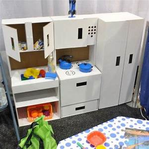 Home dzine craft ideas creative cardboard for kids for What kind of paint to use on kitchen cabinets for create your own car sticker