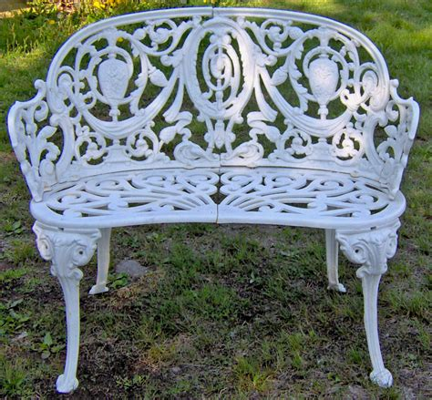 Cast Iron Garden Bench Ends