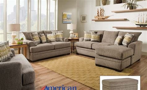 Living Room Sets Perth by Perth Pewter Sofa Chaise Sectional 3657 Sectional