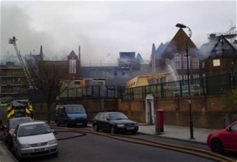 contractor appointed   build burned  school