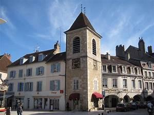Ecla Lons Le Saunier : tour de l 39 horloge lons le saunier wikip dia ~ Nature-et-papiers.com Idées de Décoration