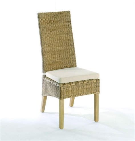 chaise en rotin ikea chaise rotin clara naturel patiné