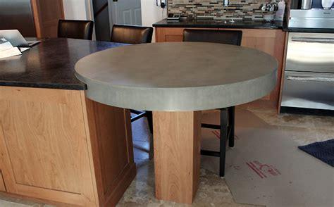 Custom Concrete Kitchen & Dining Tables  Trueform