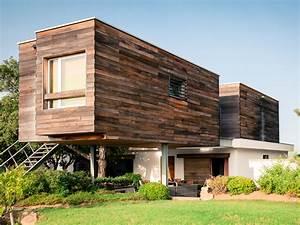 Haus Mit Holzverkleidung : fassadenvarianten holz klinker putz co ~ Bigdaddyawards.com Haus und Dekorationen