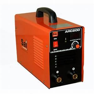 Single Phase Automatic Sai Arc 200 Welding Machine  7  Rs 6500   Piece
