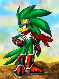 Sonic the Hedgehog Jet The Hawk