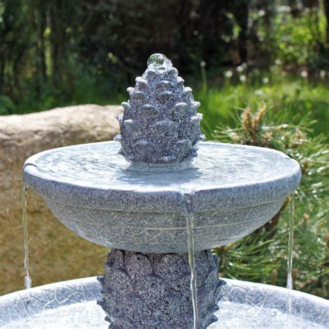 Springbrunnen Für Den Garten by Solar Springbrunnen Garten Brunnen Gartenbrunnen