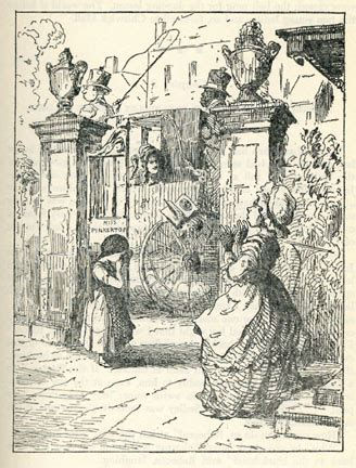 Wiki Vanity Fair by File Vanity Fair Chapter 1 By William Makepeace Thackeray