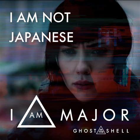 Ghost In The Shell Meme - ghost in the shell meme maker backfires as fans mock scarlett johansson s whitewashing flickreel