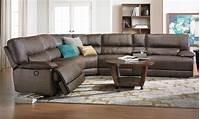 oversized sectional sofas Karma Oversized Power Reclining Storage Sectional   Haynes ...